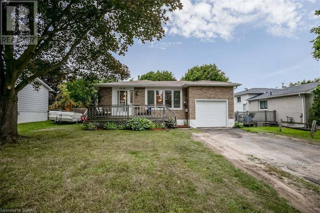 House for sale at 1018 Glen Mhor Cres Midland Ontario - MLS: 216206