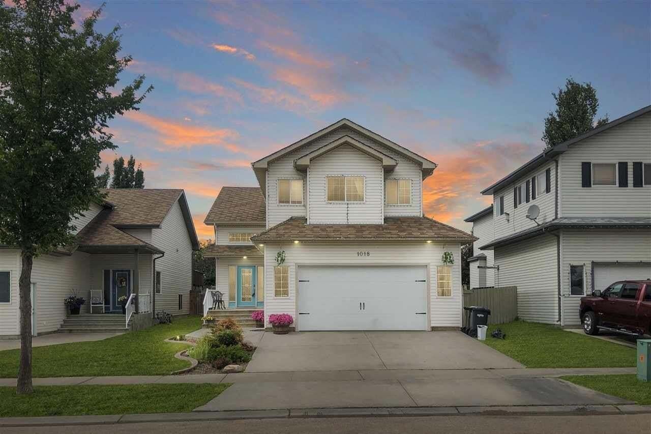 House for sale at 1018 Highwood Bv Devon Alberta - MLS: E4211678