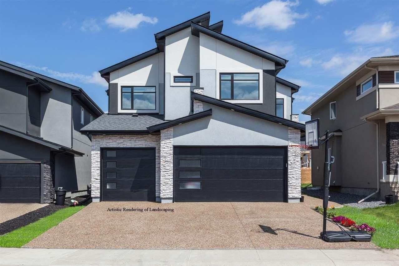 House for sale at 1018 Walkowski Pl NW Edmonton Alberta - MLS: E4208866