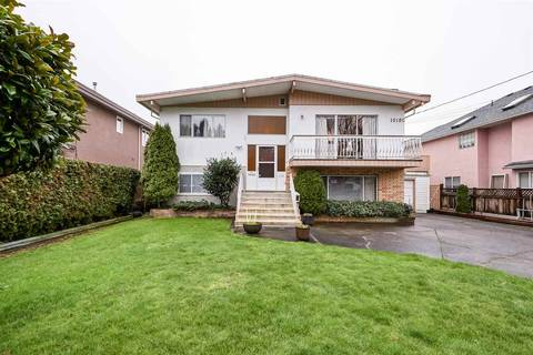 House for sale at 10180 Gilmore Cres Richmond British Columbia - MLS: R2436437