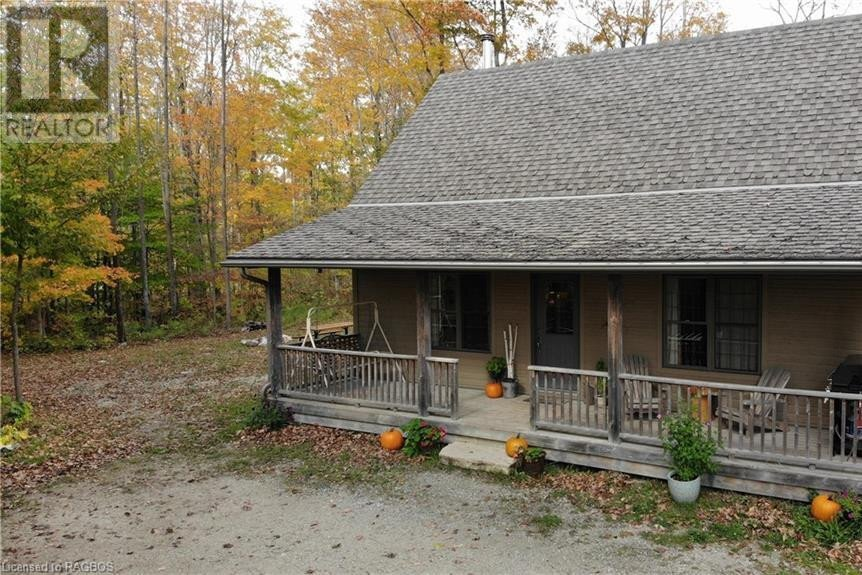 House for sale at 1019 Bruce County Road 9  South Bruce Peninsula Ontario - MLS: 40030861