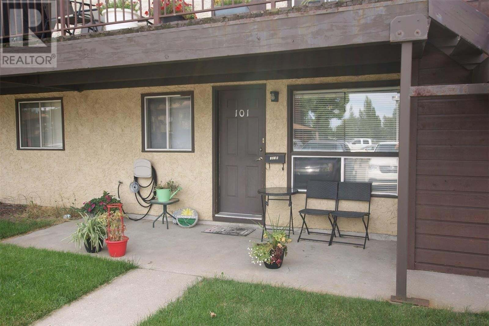 Condo for sale at 1350 Gordon Rd Unit 101B Moose Jaw Saskatchewan - MLS: SK820923