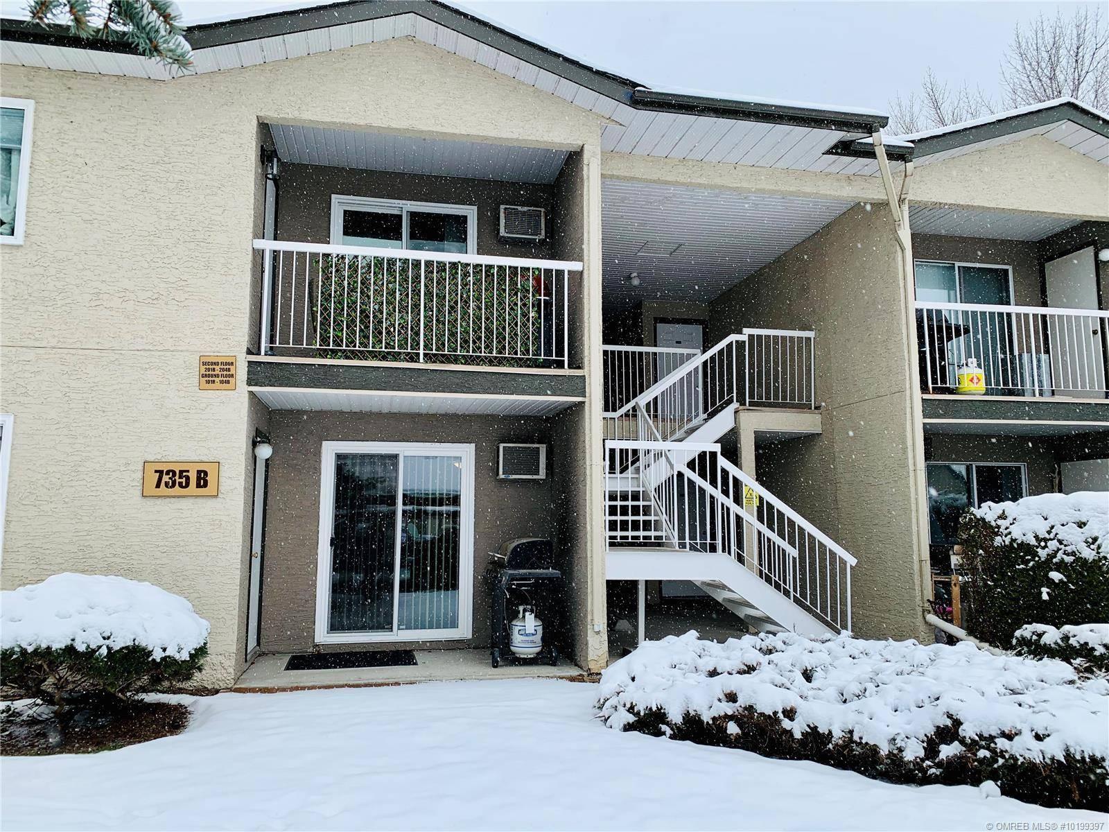 Townhouse for sale at 735 Cook Rd Unit 101b Kelowna British Columbia - MLS: 10199397