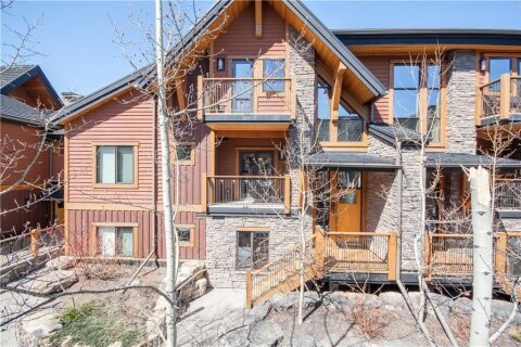 Townhouse for sale at 101 Stewart Creek Landng Canmore Alberta - MLS: A1036138