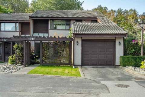 Townhouse for sale at 3655 Shaughnessy St Unit 101E Port Coquitlam British Columbia - MLS: R2507490
