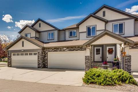Townhouse for sale at 100 Coopers Common Southwest Unit 102 Airdrie Alberta - MLS: C4268148