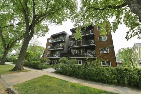 Condo for sale at 10003 87 Ave Nw Unit 102 Edmonton Alberta - MLS: E4157649