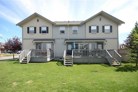Townhouse for sale at 1001 8 St Northwest Unit 102 Airdrie Alberta - MLS: C4291623