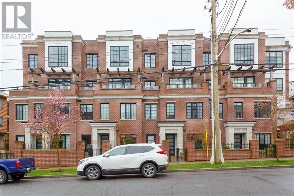 Condo for sale at 1011 Burdett Ave Unit 102 Victoria British Columbia - MLS: 421799