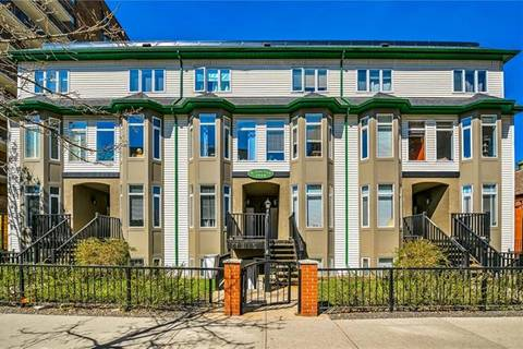 Townhouse for sale at 1014 14 Ave Southwest Unit 102 Calgary Alberta - MLS: C4242094