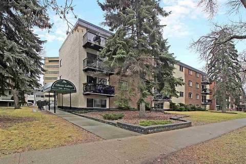 Condo for sale at 10165 113 St Nw Unit 102 Edmonton Alberta - MLS: E4167081