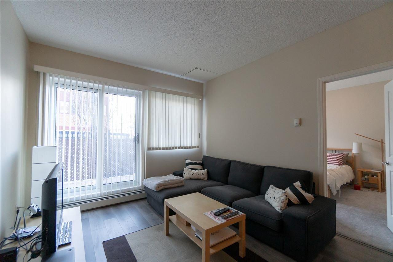 Condo for sale at 10303 105 St NW Unit 102 Edmonton Alberta - MLS: E4222265