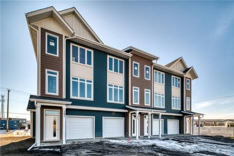 Townhouse for sale at 1035 Ross St Unit 102 Crossfield Alberta - MLS: C4293681
