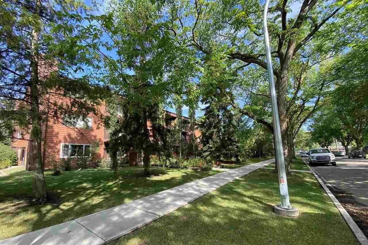 Condo for sale at 10826 113 St NW Unit 102 Edmonton Alberta - MLS: E4212211