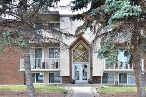 Condo for sale at 1143 37 St Southwest Unit 102 Calgary Alberta - MLS: C4241032
