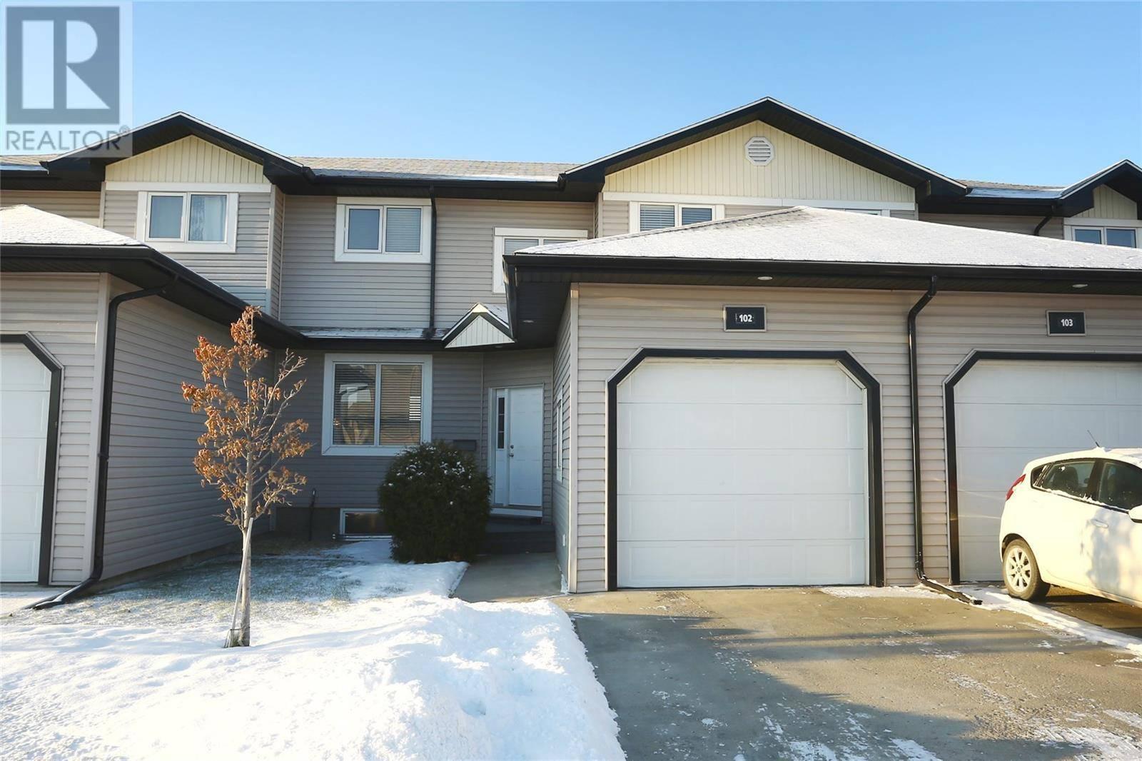 Townhouse for sale at 119 Hampton Circ Unit 102 Saskatoon Saskatchewan - MLS: SK791313
