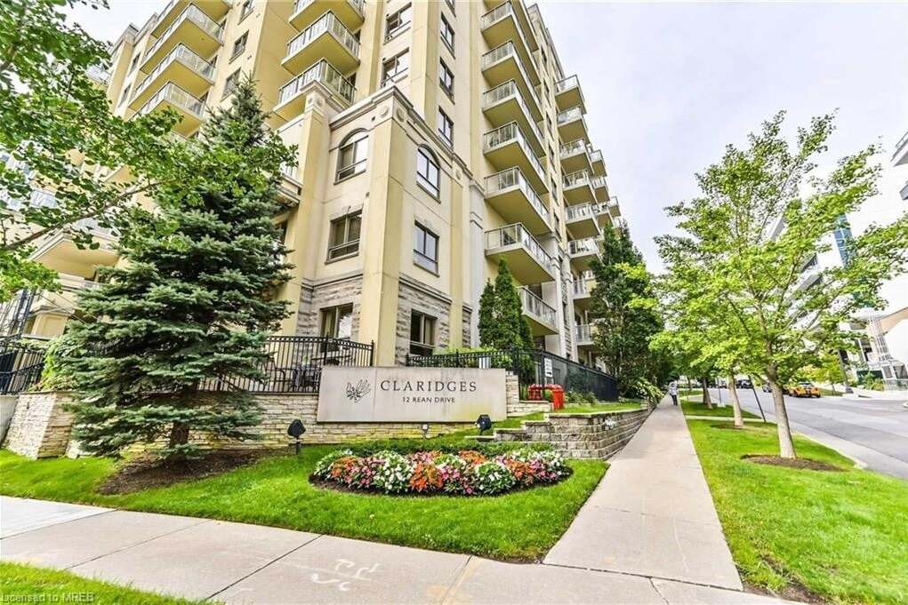 Home for sale at 12 Rean Dr Unit 102 Toronto Ontario - MLS: 40027477