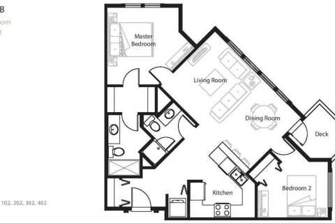 Condo for sale at 12040 222 St Unit 102 Maple Ridge British Columbia - MLS: R2507821