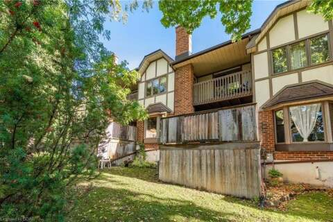 Townhouse for sale at 121 Waterloo Ave Unit 102 Guelph Ontario - MLS: 40028731