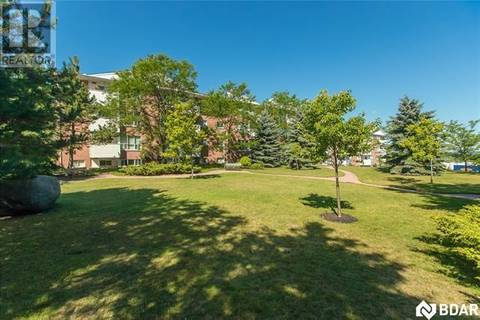 Condo for sale at 126 Bell Farm Rd Unit 102 Barrie Ontario - MLS: 30746377