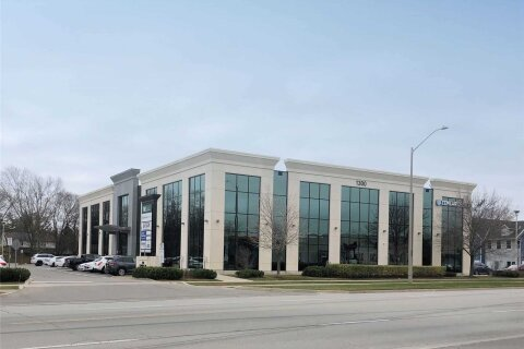 Commercial property for lease at 1300 Cornwall Rd Apartment 102 Oakville Ontario - MLS: W4990465