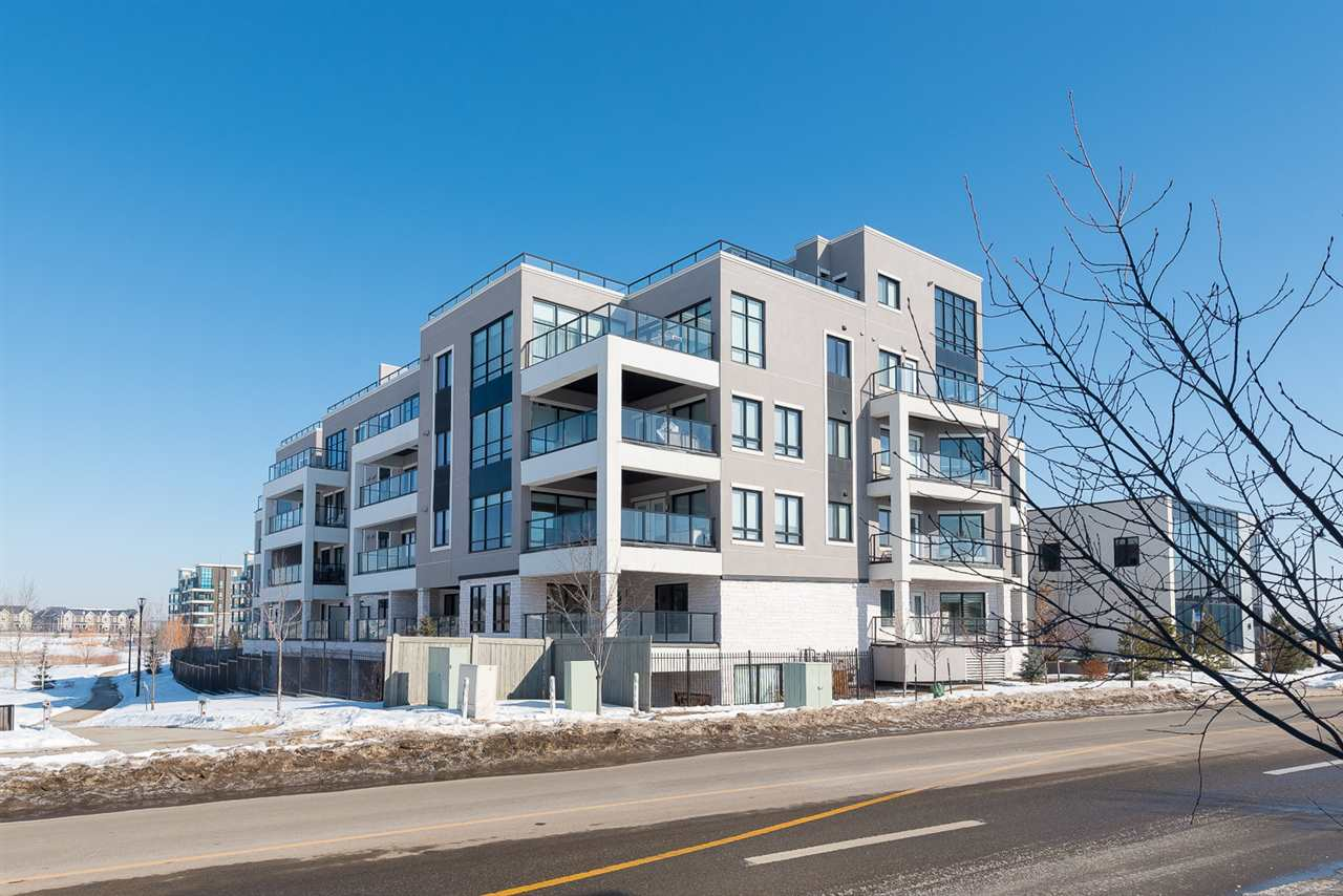 For Sale: 102 - 1350 Windermere Way, Edmonton, AB | 3 Bed, 4 Bath Condo for $599,900. See 29 photos!