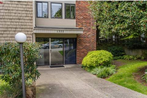 Condo for sale at 1355 Fir St Unit 102 White Rock British Columbia - MLS: R2361868