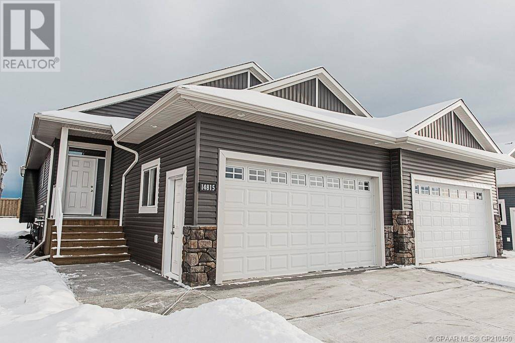 House for sale at 14815 102 A St Unit 102 Grande Prairie, County Of Alberta - MLS: GP210450