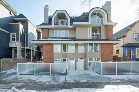 Townhouse for sale at 1615 13 Ave Southwest Unit 102 Calgary Alberta - MLS: C4301822
