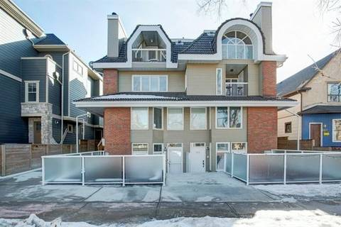 Townhouse for sale at 1615 13 Ave Southwest Unit 102 Calgary Alberta - MLS: C4290419