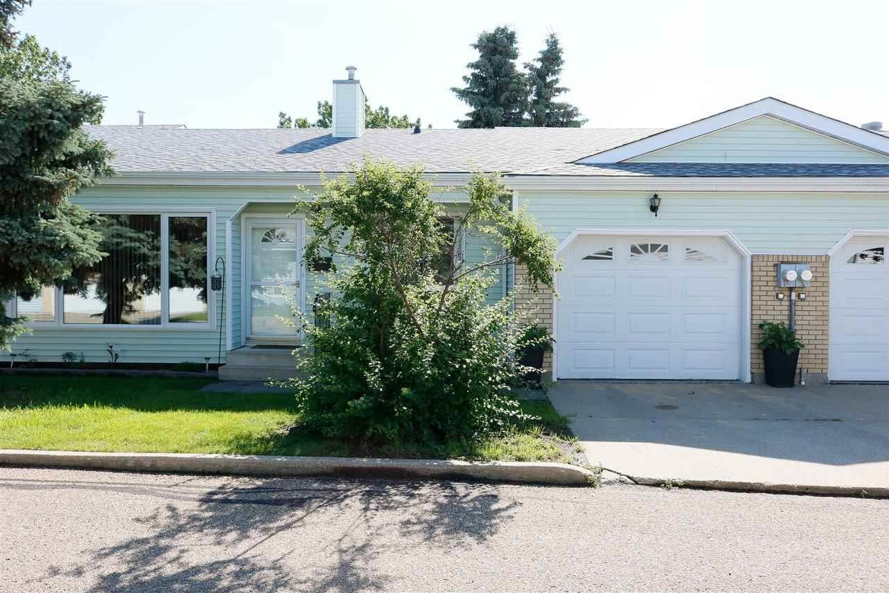 Townhouse for sale at 17703 64 Av NW Unit 102 Edmonton Alberta - MLS: E4205781