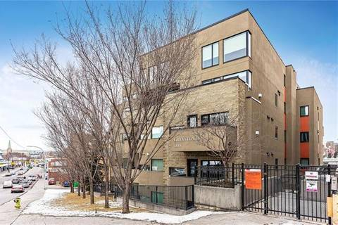 Condo for sale at 1818 14 St Southwest Unit 102 Calgary Alberta - MLS: C4291466