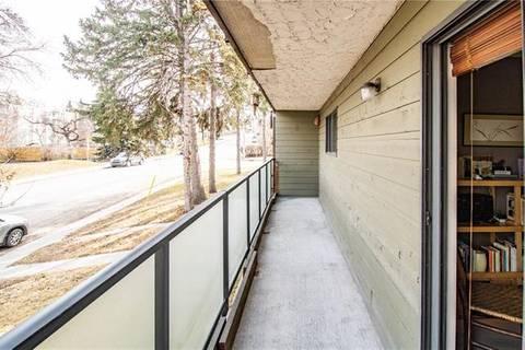 Condo for sale at 1821 17a St Southwest Unit 102 Calgary Alberta - MLS: C4237441