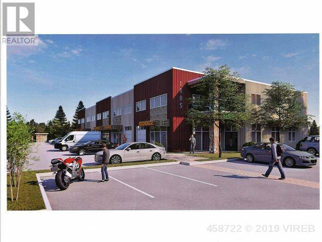 Commercial property for sale at 1885 Boxwood Rd Unit 102 Nanaimo British Columbia - MLS: 458722