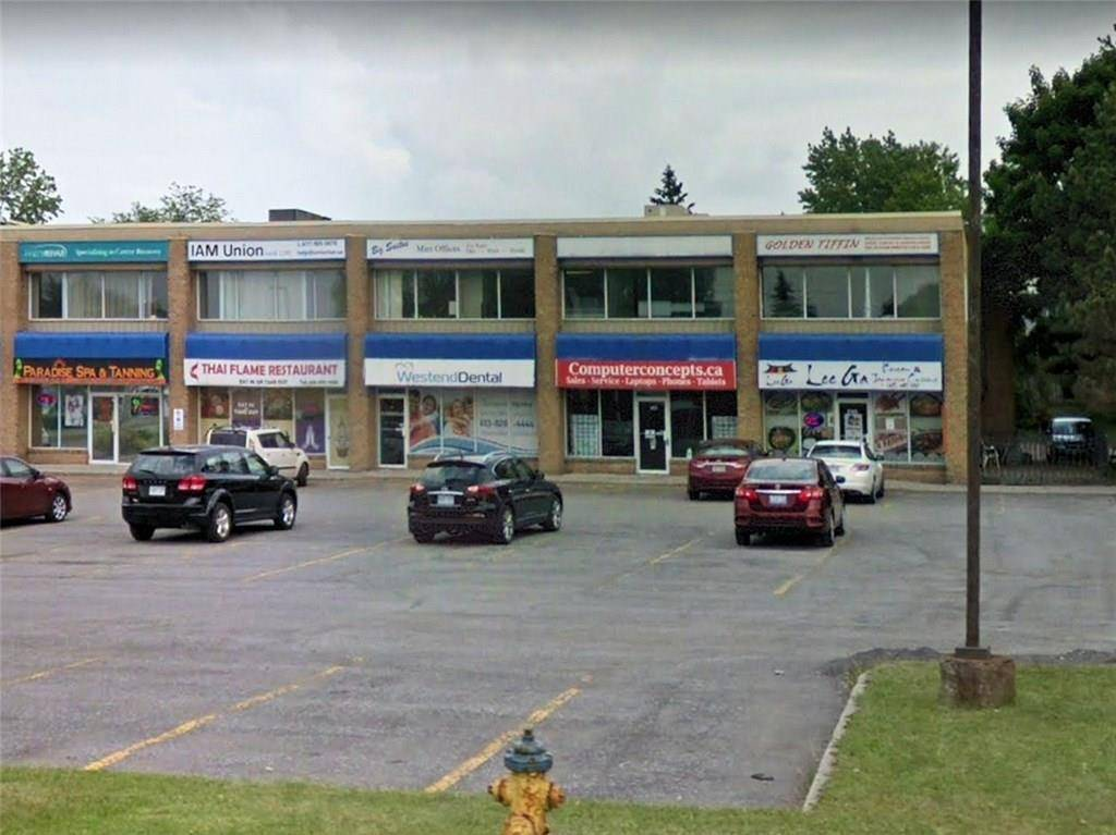 Commercial property for lease at 1902 Robertson Rd Apartment 102 Ottawa Ontario - MLS: 1165575