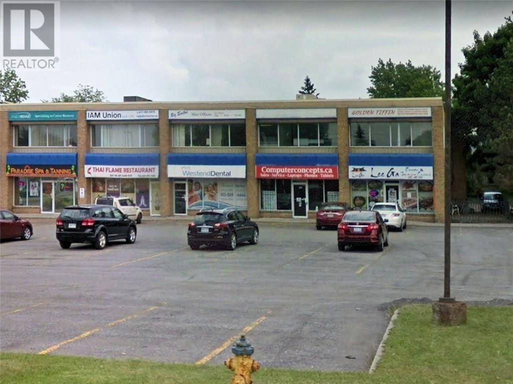 Commercial property for lease at 1902 Robertson Rd Apartment 102 Ottawa Ontario - MLS: 1185490