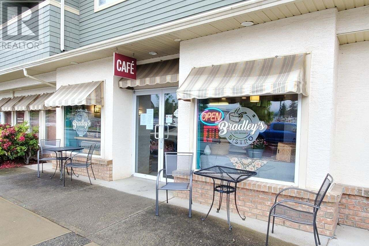 Commercial property for sale at 191 Jensen  East Unit 102 Parksville British Columbia - MLS: 840217