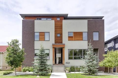 Townhouse for sale at 1921 27 St Southwest Unit 102 Calgary Alberta - MLS: C4275096