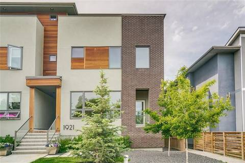 Townhouse for sale at 1921 27 St Sw Unit 102 Killarney/glengarry, Calgary Alberta - MLS: C4173624