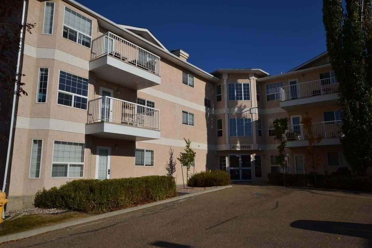 Condo for sale at 2 Alpine Bv Unit 102 St. Albert Alberta - MLS: E4217030