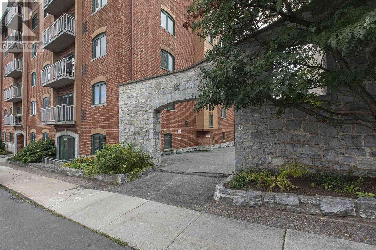 Condo for sale at 2 Bay St Unit 102 Kingston Ontario - MLS: K20005477