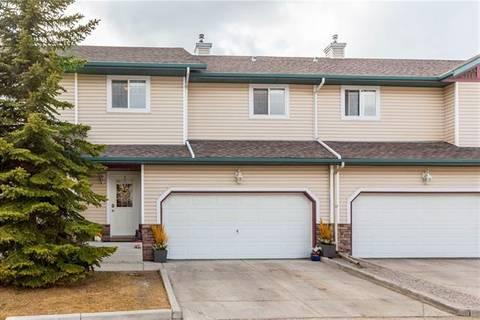 Townhouse for sale at 2 Westbury Pl Southwest Unit 102 Calgary Alberta - MLS: C4237207