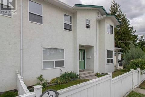 Townhouse for sale at 201 Abbott St Unit 102 Penticton British Columbia - MLS: 179157