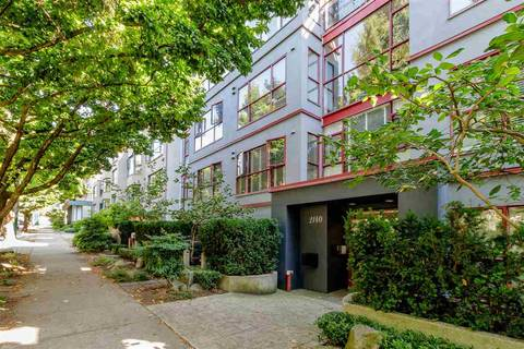Condo for sale at 2140 12th Ave W Unit 102 Vancouver British Columbia - MLS: R2398072
