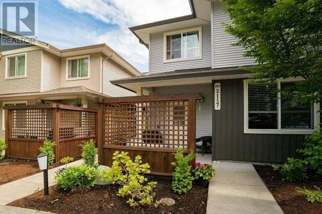 Townhouse for sale at 2157 Ridgemont Pl Unit 102 Nanaimo British Columbia - MLS: 470579
