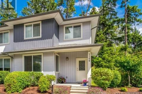 Townhouse for sale at 2160 Ridgemont Pl Unit 102 Nanaimo British Columbia - MLS: 456558