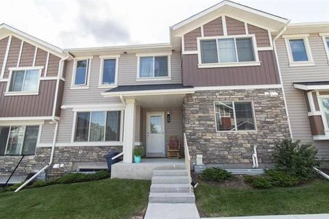 Townhouse for sale at 250 Sage Valley Rd Northwest Unit 102 Calgary Alberta - MLS: C4259363