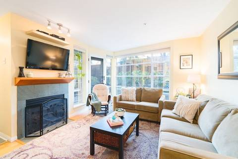102 - 2555 4th Avenue W, Vancouver | Image 1