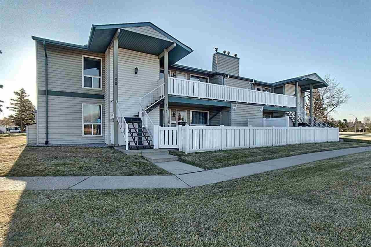 Townhouse for sale at 2703 79 St NW Unit 102 Edmonton Alberta - MLS: E4219552