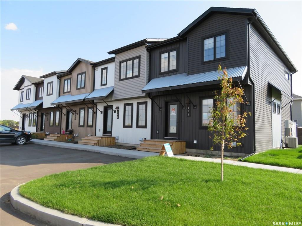 For Sale: 2715 Narcisse Drive, Regina, SK | 2 Bed, 3 Bath Townhouse for $296,900. See 8 photos!